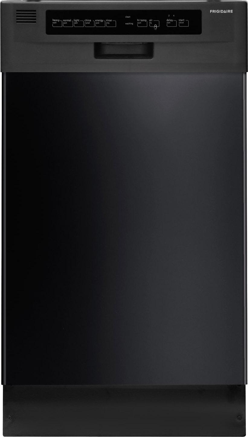 "Frigidaire Dishwashers 18"" Built-In Dishwasher - Item Number: FFBD1821MB"