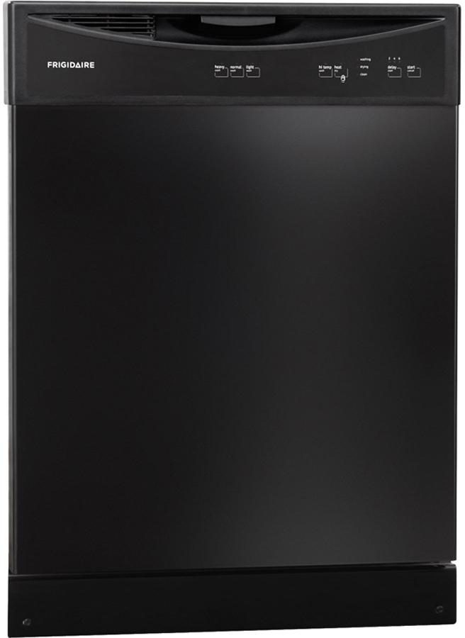 "Frigidaire Dishwashers 24"" Built-In Tall-Tub Dishwasher - Item Number: FFBD2406NB"