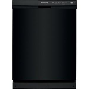 """Frigidaire Dishwashers 24"""" Built-In Dishwasher"""