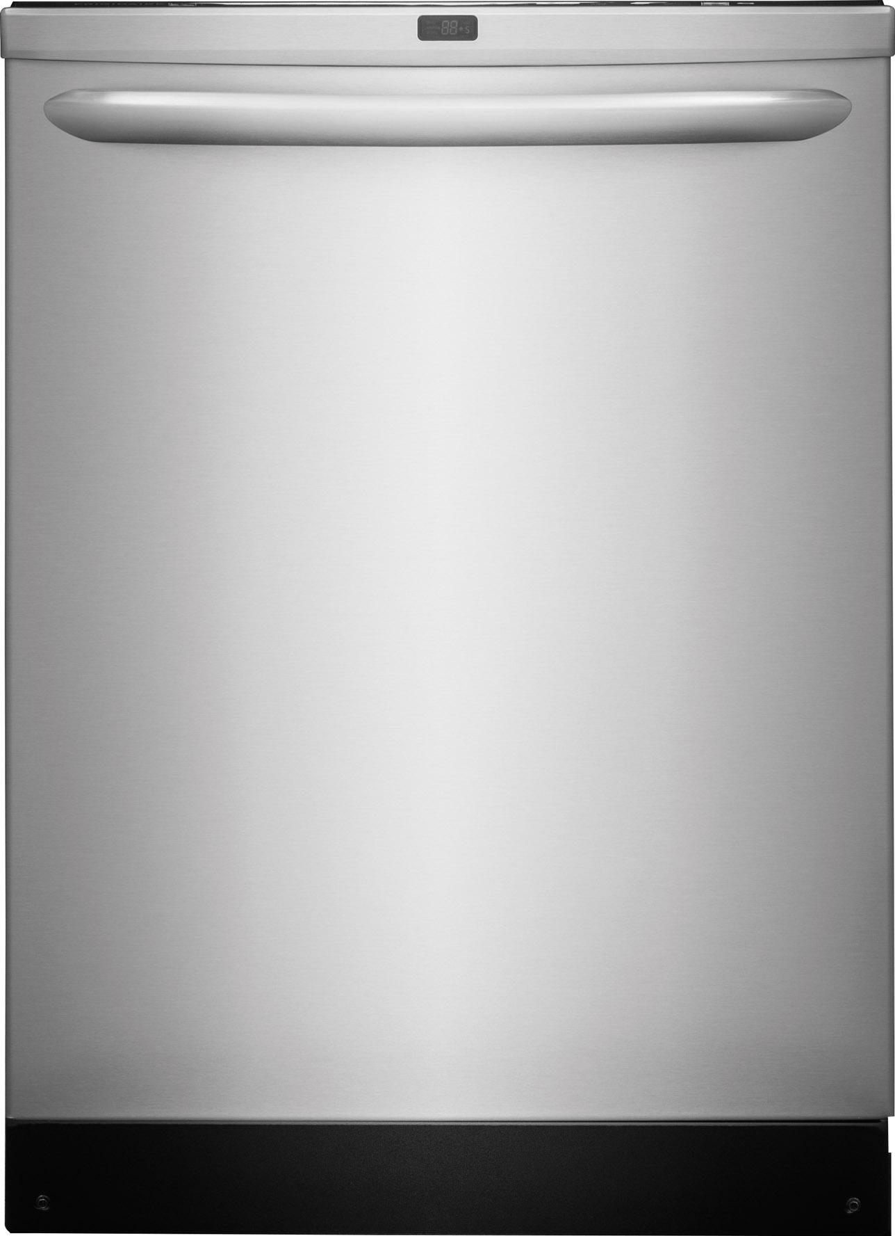 "Frigidaire Dishwashers 24"" Built-In Dishwasher - Item Number: FFID2421QS"