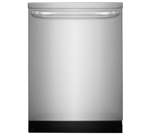"Frigidaire Dishwashers ENERGY STAR® 24"" Built-In Dishwasher - Item Number: FFID2423RS"