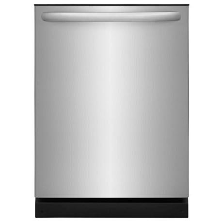 "Frigidaire Dishwashers 24"" Built-In Dishwasher - Item Number: FFID2426TS"