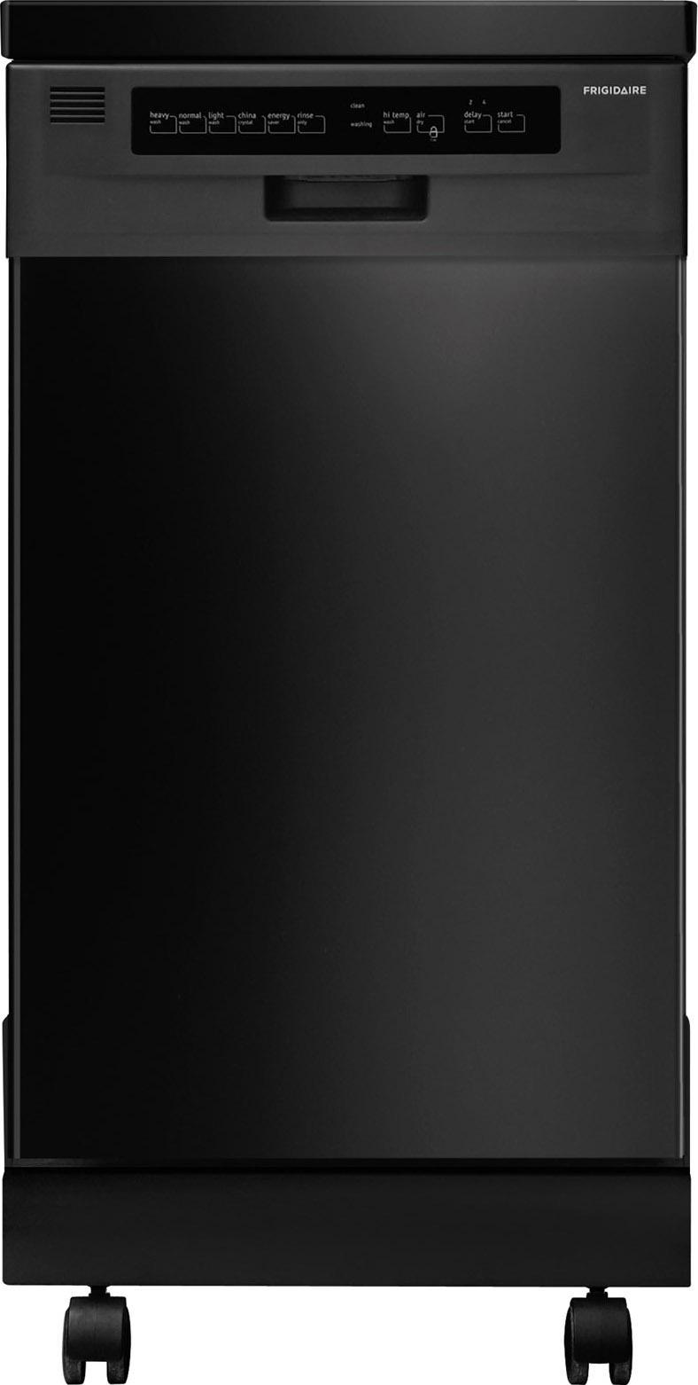 """Frigidaire Dishwashers 18"""" Portable Dishwasher - Item Number: FFPD1821MB"""