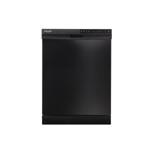 "Frigidaire Frigidaire Gallery Dishwashers 24"" Gallery Built-In Dishwasher - Item Number: FGBD2434PB"