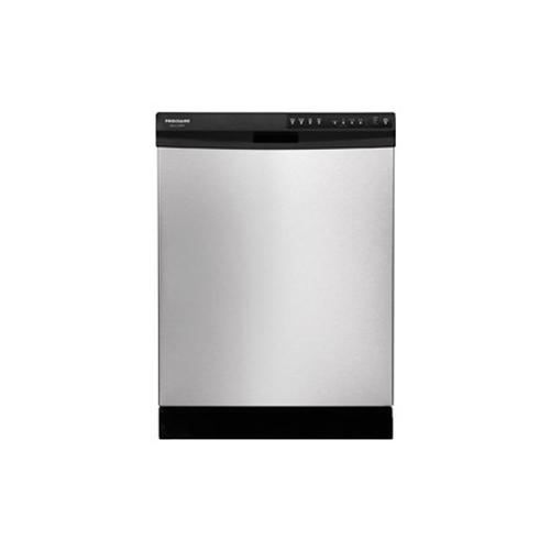 "Frigidaire Frigidaire Gallery Dishwashers 24"" Gallery Built-In Dishwasher - Item Number: FGBD2434PF"