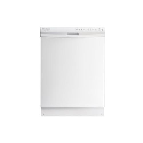 "Frigidaire Frigidaire Gallery Dishwashers 24"" Gallery Built-In Dishwasher - Item Number: FGBD2434PW"