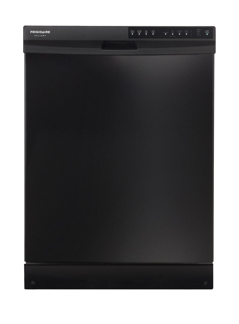 "Frigidaire Frigidaire Gallery Dishwashers 24"" Gallery Built-In Dishwasher - Item Number: FGBD2438PB"