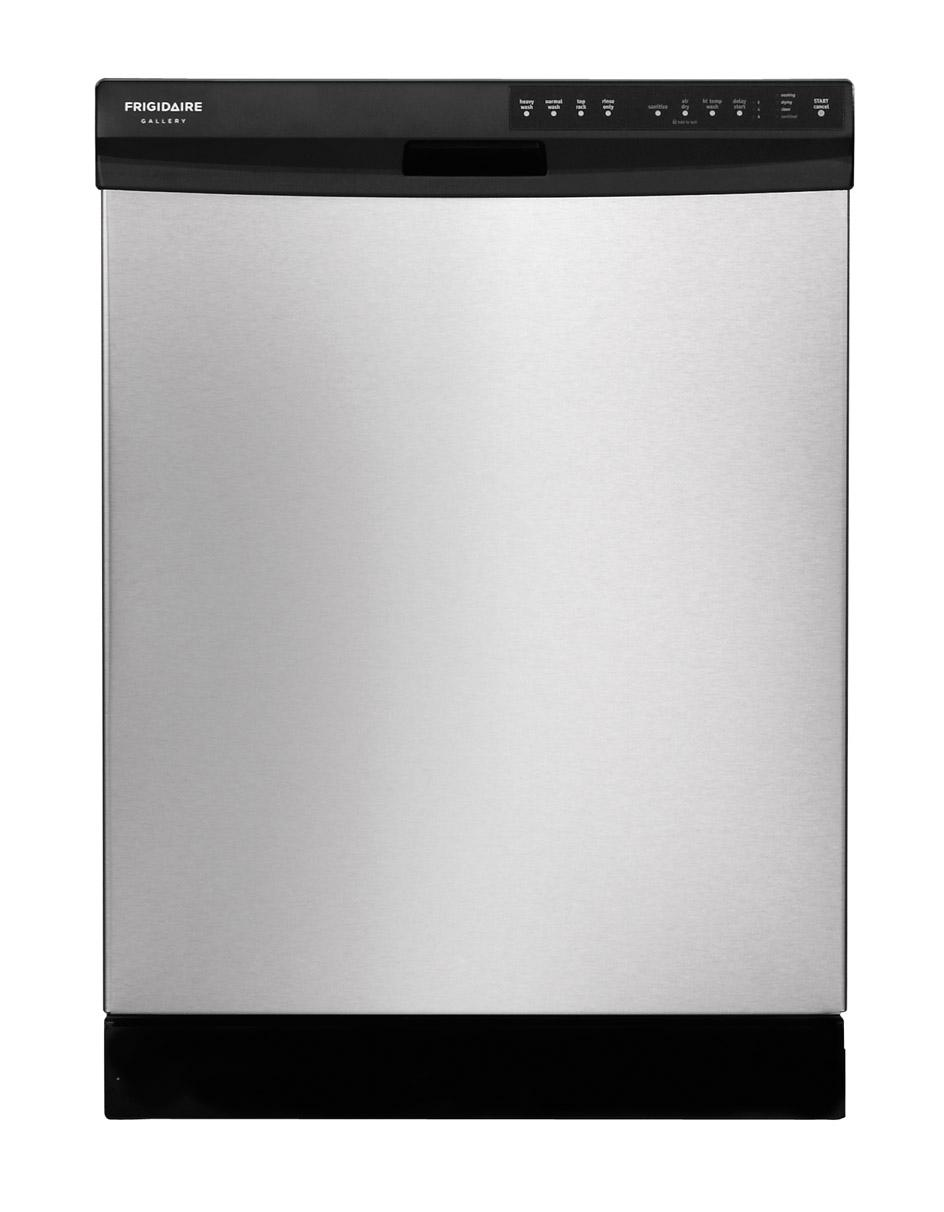 "Frigidaire Frigidaire Gallery Dishwashers 24"" Gallery Built-In Dishwasher - Item Number: FGBD2438PF"