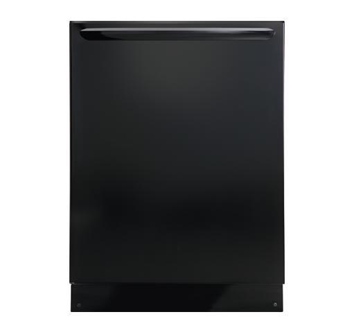 "Frigidaire Frigidaire Gallery Dishwashers Gallery 24"" Built-In Dishwasher - Item Number: FGID2466QB"