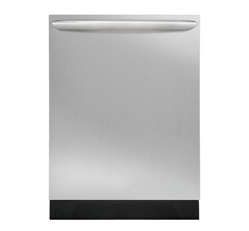"Frigidaire Frigidaire Gallery Dishwashers Gallery 24"" Built-In Dishwasher - Item Number: FGID2466QF"