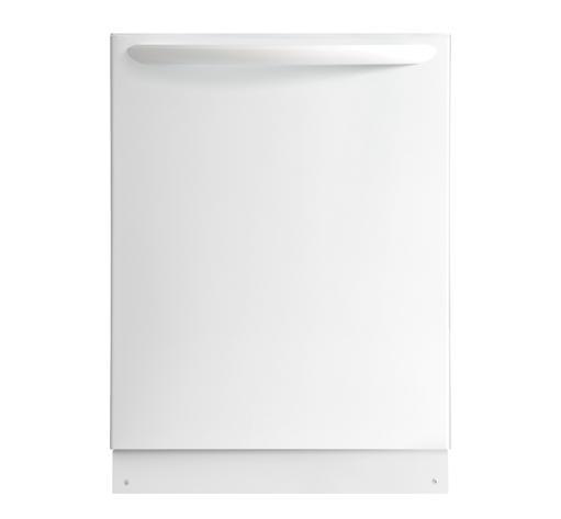 "Frigidaire Frigidaire Gallery Dishwashers Gallery 24"" Built-In Dishwasher - Item Number: FGID2466QW"