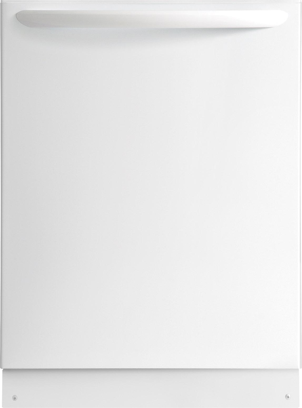 "Frigidaire Frigidaire Gallery Dishwashers 24"" Built-In Dishwasher - Item Number: FGID2474QW"