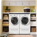 Frigidaire Electric Dryers Frigidaire 7.0 Cu.Ft Electric Dryer with One-Touch™ Wrinkle Release