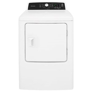 Frigidaire Electric Dryers 6.7 Cu. Ft. Free Standing Electric Dryer