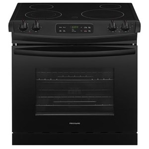 "Frigidaire Electric Range 30"" Drop-In Electric Range"