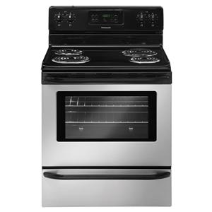 "Frigidaire Electric Range 30"" Freestanding Electric Range"