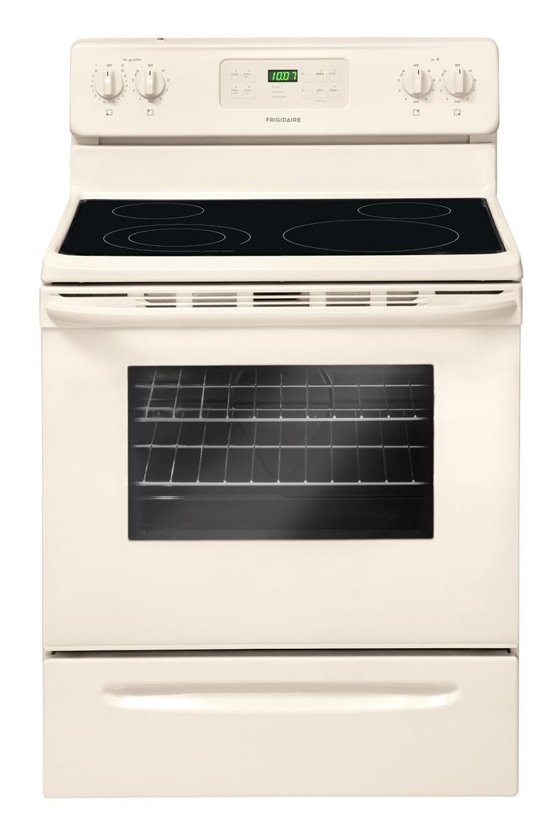 "Frigidaire Electric Range 30"" Freestanding Electric Range - Item Number: FFEF3018LQ"