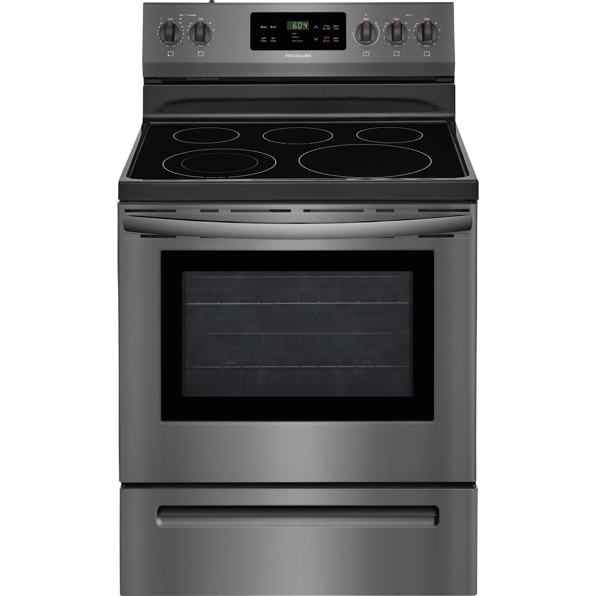 Frigidaire Ffef3054td30 Quot Electric Range With Quick Boil