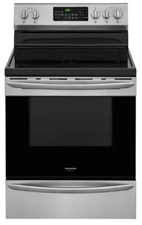 Electric Range 30in Electric Range by Frigidaire at Furniture Fair - North Carolina