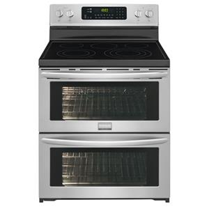 "Frigidaire Frigidaire Gallery Electric Ranges Gallery 30"" Electric Double Oven Range"