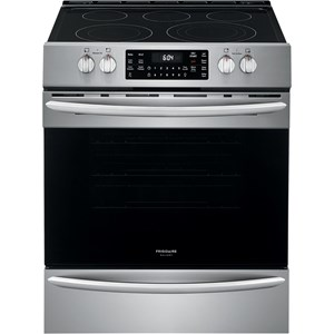 """30"""" Front Control Electric Range"""