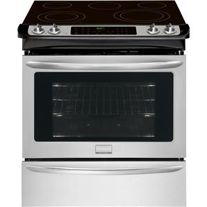 "Frigidaire Frigidaire Gallery Electric Ranges 30"" Slide-In Electric Range"