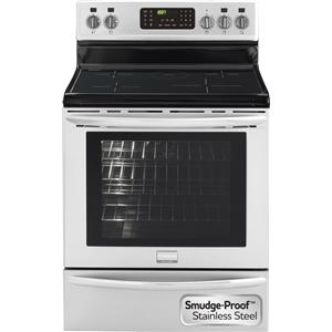 "Frigidaire Frigidaire Gallery Electric Ranges 30"" Freestanding Induction Range"