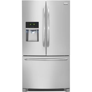 Frigidaire French Door Refrigerators 22.6 Cu. Ft. French Door Counter-Depth Refri