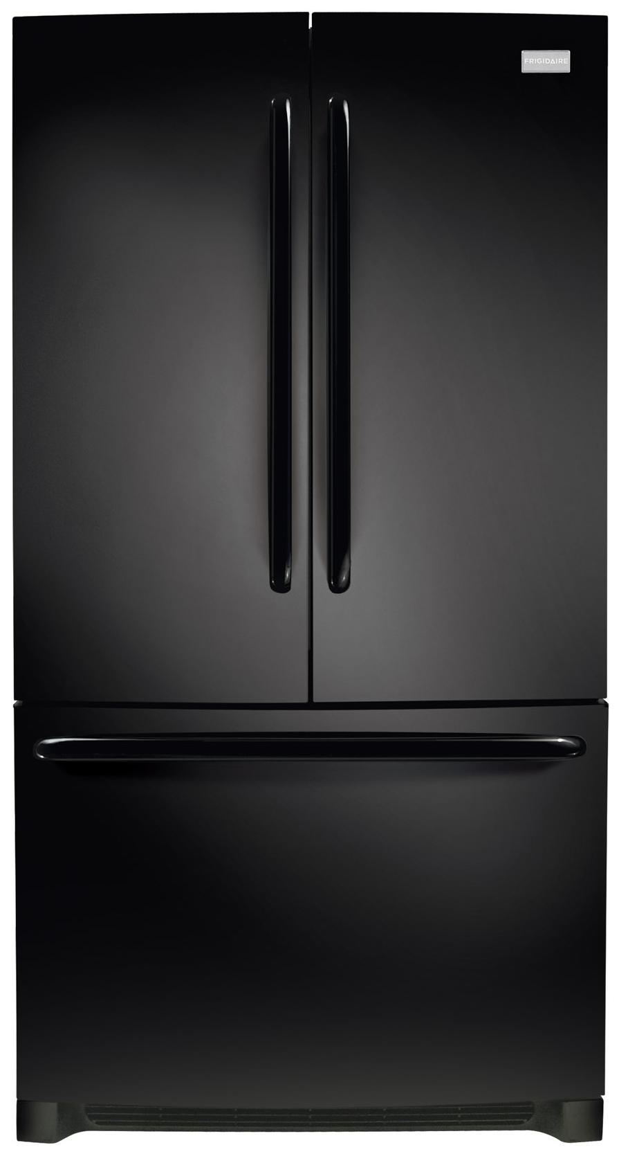 Frigidaire French Door Refrigerators 27.8 Cu. Ft. French Door Refrigerator - Item Number: FFHN2740PE