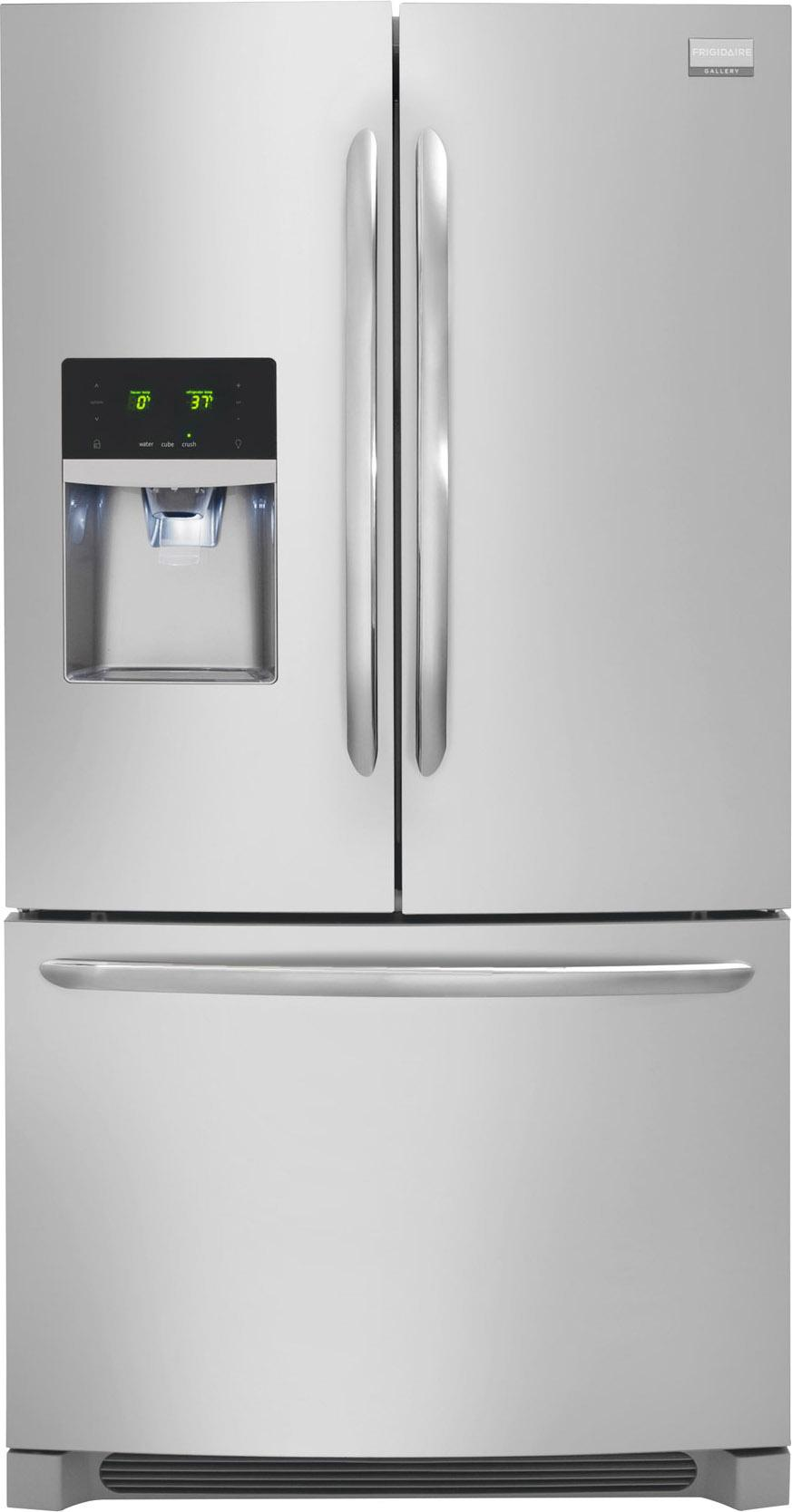 Frigidaire Frigidaire Gallery Refrigerators 27.8 Cu. Ft. French Door Refrigerator - Item Number: FGHB2866PF