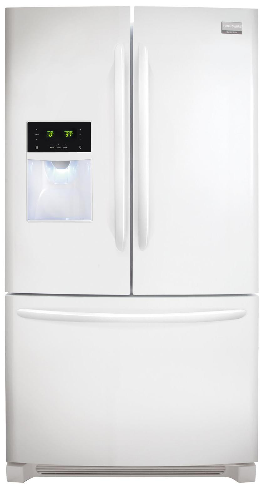Frigidaire Frigidaire Gallery Refrigerators 27.8 Cu. Ft. French Door Refrigerator - Item Number: FGHB2866PP