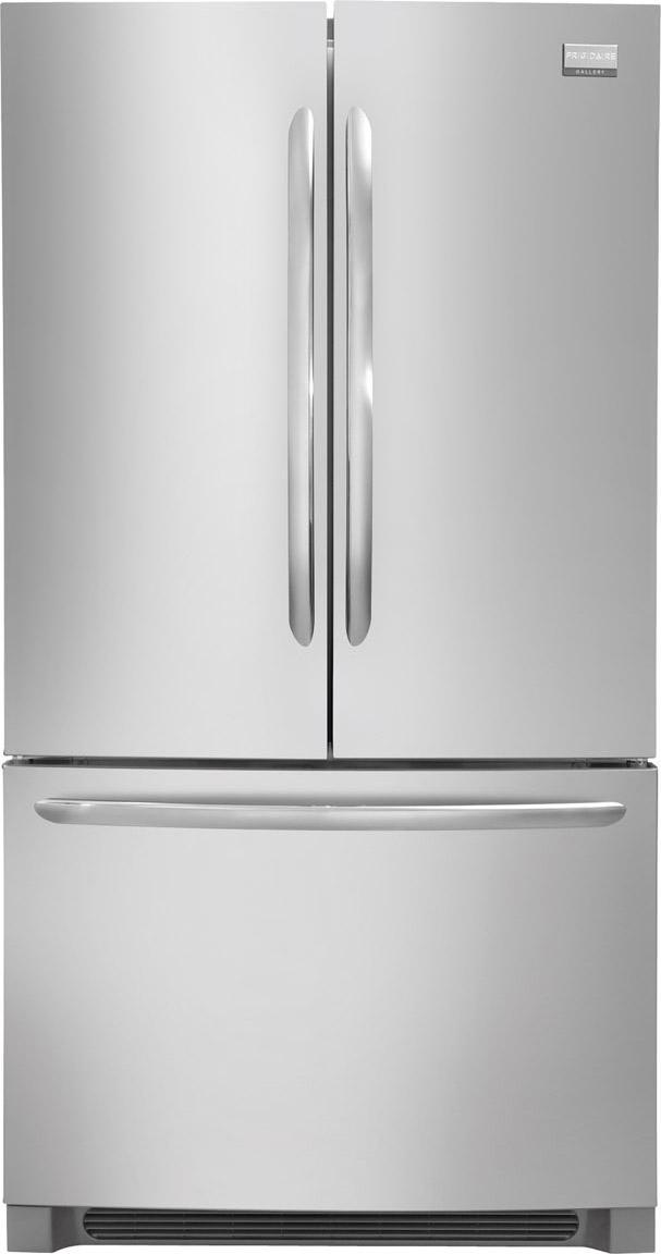Frigidaire Frigidaire Gallery Refrigerators 22.6 Cu. Ft. French Door Refrigerator - Item Number: FGHG2366PF