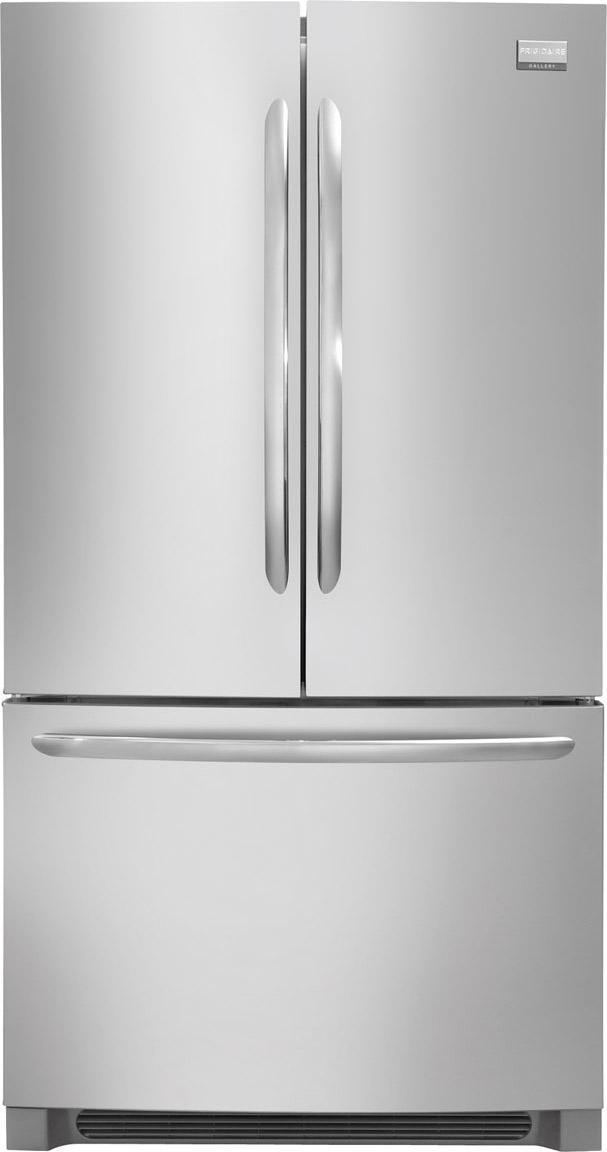 Frigidaire Frigidaire Gallery Refrigerators 27.8 Cu. Ft. French Door Refrigerator - Item Number: FGHN2866PF