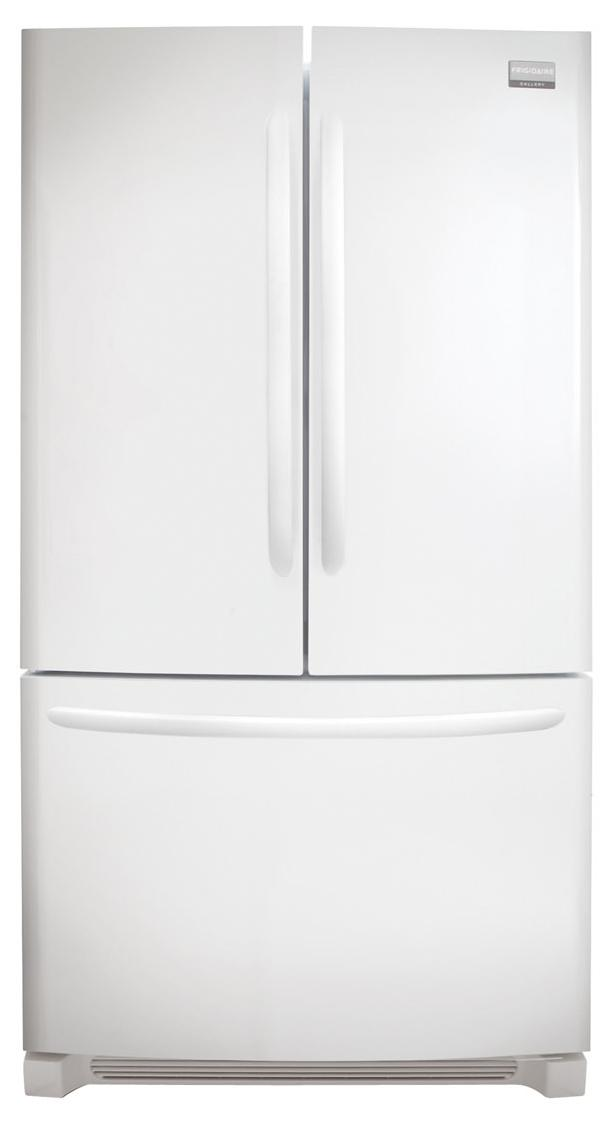 Frigidaire Frigidaire Gallery Refrigerators 27.8 Cu. Ft. French Door Refrigerator - Item Number: FGHN2866PP