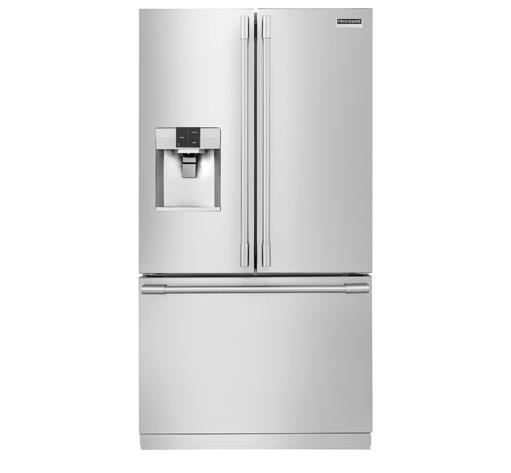 Frigidaire Professional - French Door Refrigerators 22.6 Cu. Ft. French Door Refrigerator - Item Number: FPBC2277RF
