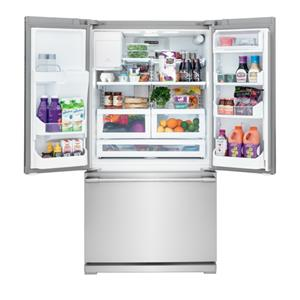 Frigidaire Professional - French Door Refrigerators 22.6 Cu. Ft. French Door Refrigerator