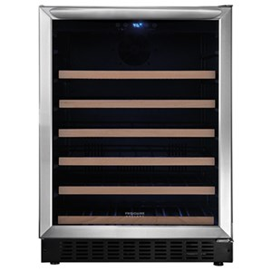 Frigidaire Frigidaire Gallery - Wine Storage 46 Bottle Wine Cooler
