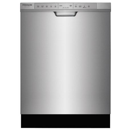 "Frigidaire Frigidaire Gallery Dishwashers Frigidaire Gallery 24"" Built-In Dishwasher - Item Number: FGCD2444SA"