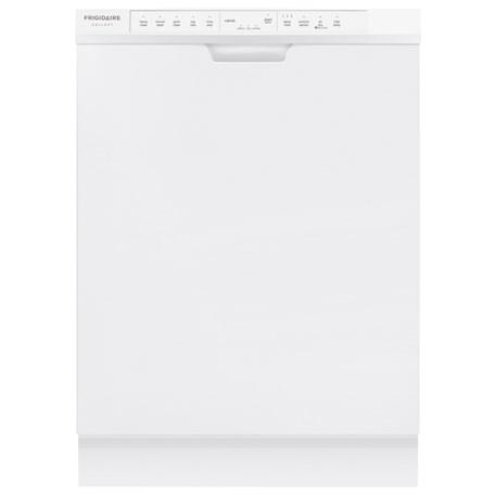 "Frigidaire Frigidaire Gallery Dishwashers Frigidaire Gallery 24"" Built-In Dishwasher - Item Number: FGCD2444SW"