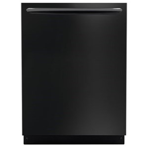 "Frigidaire Frigidaire Gallery Dishwashers 24"" Built-In Dishwasher with EvenDry™ System"