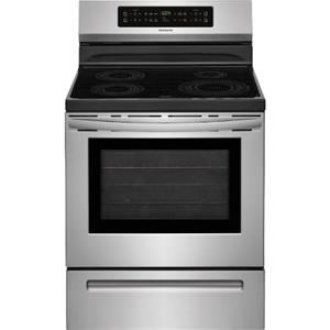 """Frigidaire Frigidaire Gallery Electric Ranges Frigidaire Gallery 30"""" Stainless Steel Induc"""