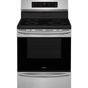 Frigidaire Frigidaire Gallery Electric Ranges Frigidaire Gallery 30'' Freestanding Inducti