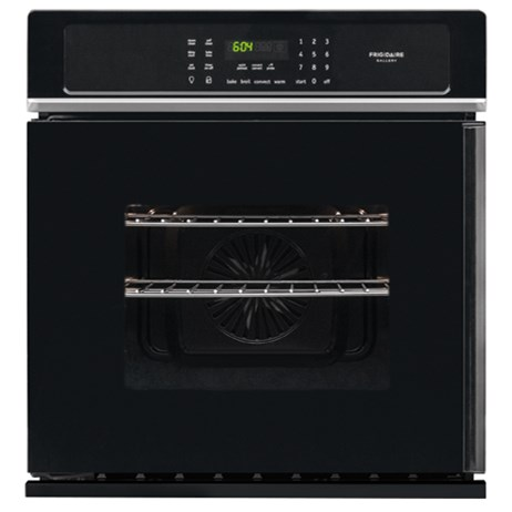 "Frigidaire Frigidaire Gallery Ovens 27"" Single Electric Wall Oven - Item Number: FGEW276SPB"