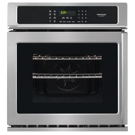 "Frigidaire Frigidaire Gallery Ovens 27"" Single Electric Wall Oven - Item Number: FGEW276SPF"