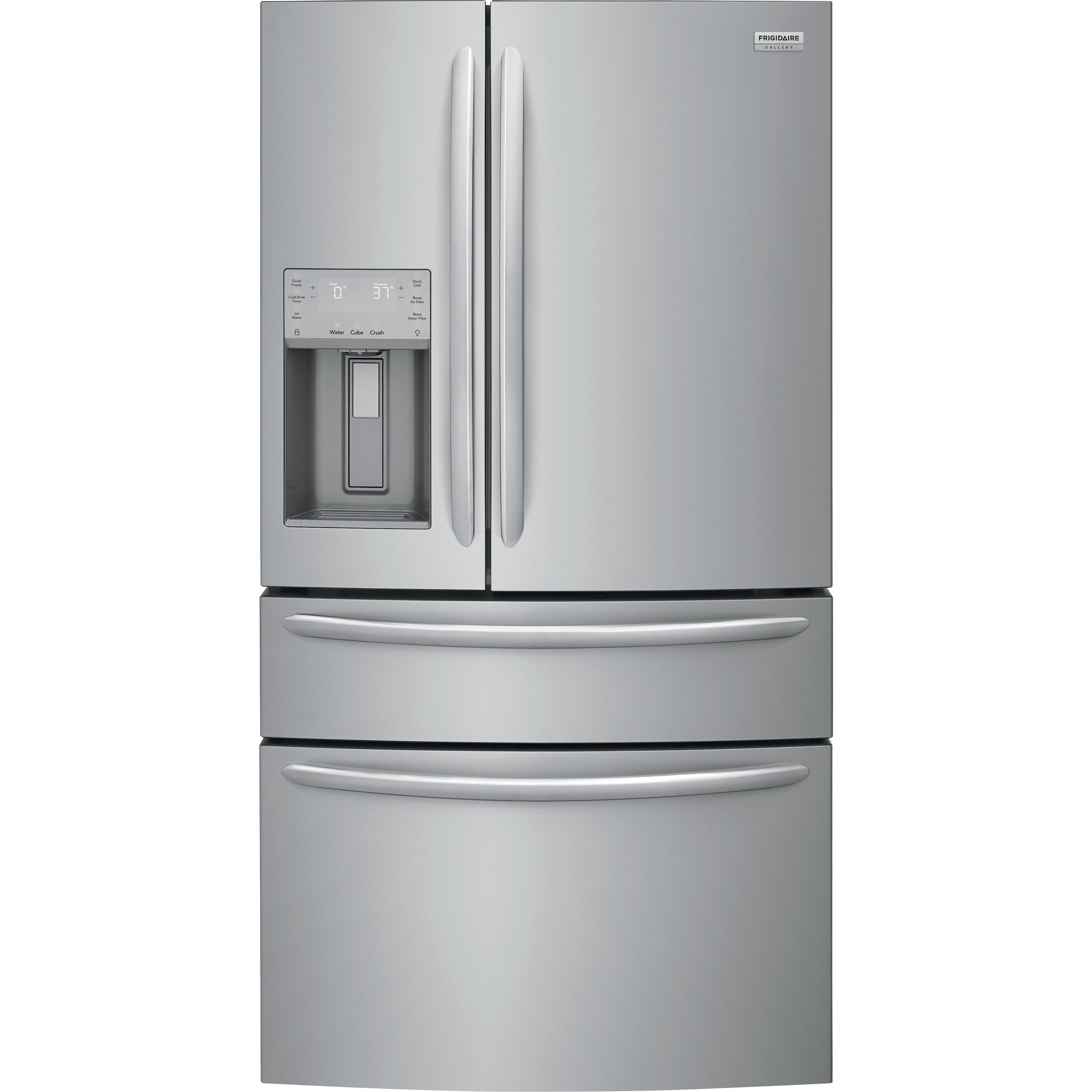 21.8 Cu. Ft. 4-Door French Door Refrigerator