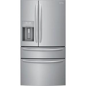 21.8 Cu. Ft. 4-Door French Door Refrigerator