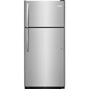 Frigidaire Frigidaire Gallery Top-Freezer Refrigerators Frigidaire 18 Cu. Ft. Top Freezer Refrigerat