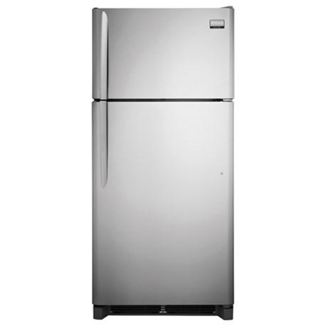 Frigidaire Frigidaire Gallery Top-Freezer Refrigerators Custom-Flex™ 18.2 Cu. Ft. Top Freezer Fridge - Item Number: FGHI1865SF