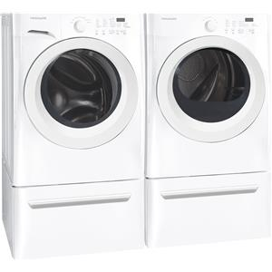 Frigidaire Washer Pairs 2016 3.9' Front Load Washer & Dryer Pair