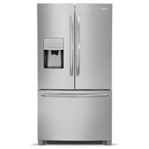 Frigidaire Refrigerator:French Door192018 21.7 Cu.Ft. Counter-Depth French Door Fridge